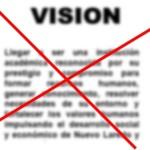 Visión para ejecutar la planeación estratégica