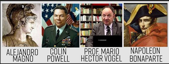 Sun Tzu, Método científico,Plan Estratégico,Escenarios con validación matemática